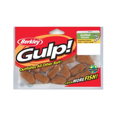 Berkley Gulp! Catfish Chunk