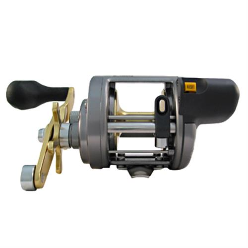 Shimano Tekota Levelwind Linecounter Reel.