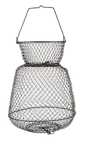 Eagle Claw Collapsible Wire Fish Basket
