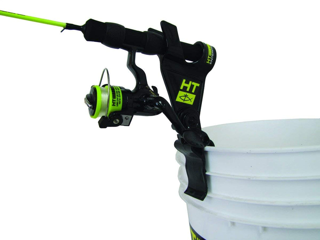 HT Clamp-On Bucket Holder