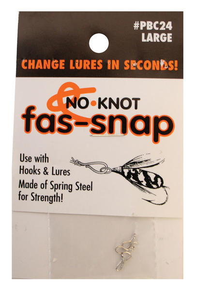 No knot Fas snap