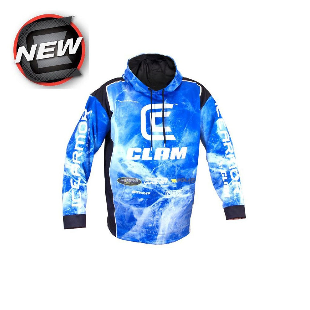 Clam Pro Jersey/Hoodie