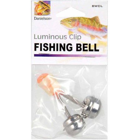 Danielson Luminous Clip Fishing Bells