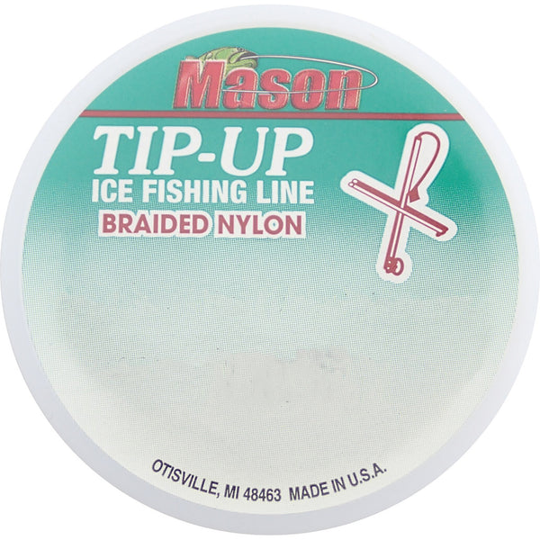 Mason Tackle Braided Tip-Up Line