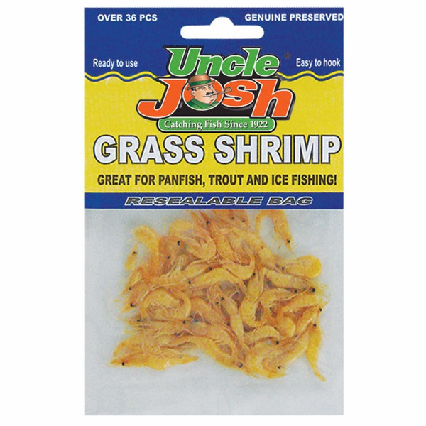 Uncle Josh Grass Shrimp