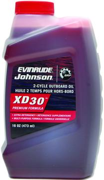 Evinrude Johnson XD30-Outboard