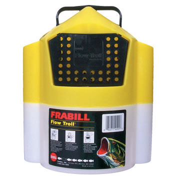 Frabill Flow Troll Minnow Bucket