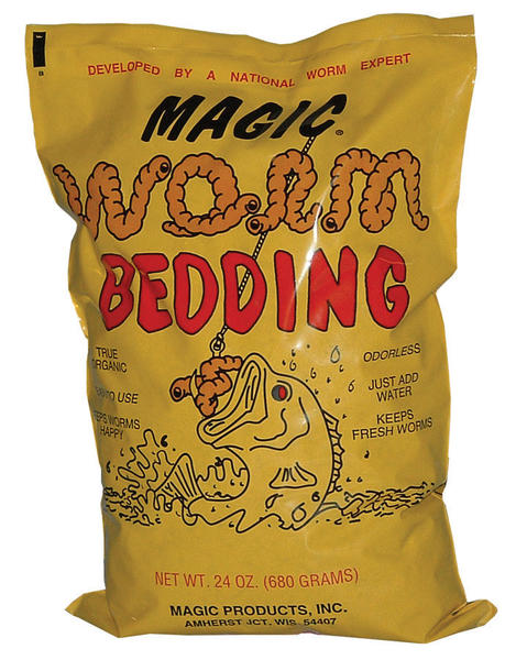 Magic Worm Bedding
