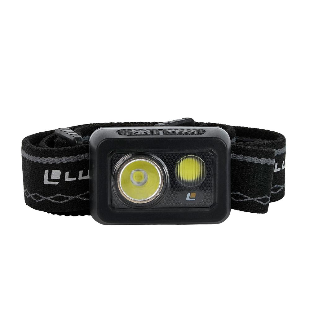 Lux Pro Mini720 Rechargeable Waterproof Multi-Color LED Headlamp