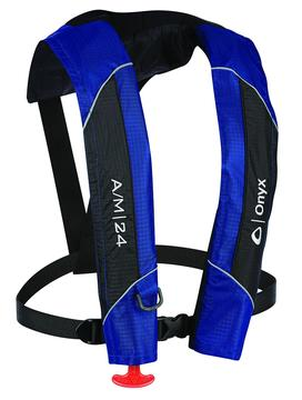 Am 24 Automatic Inflatable Life Jacket