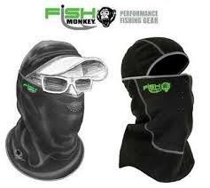 Fish Monkey FM42 Yeti Fleece Balaclava