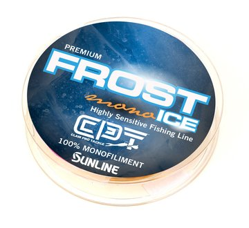Clam Pro Tackle Frost Monofiliment