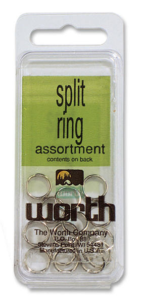 Packaged Split Rings