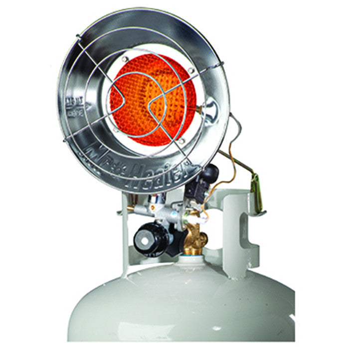 Mr. Heater 8-15,000 BTU Single Tank Heater