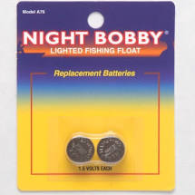 Night Bobby Replacement Batteries
