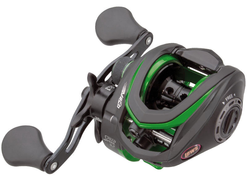 Lew's Mach Speed Spool Baitcaster