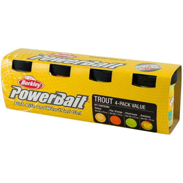 Berkley Powerbait Trout Bait Assortment