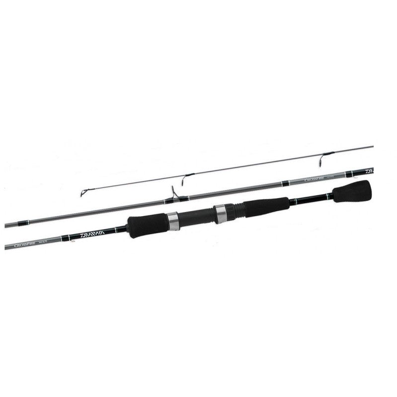 Daiwa's Crossfire Rod Series