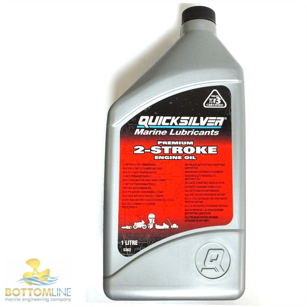 Quicksilver 2-Stroke Motor Oil