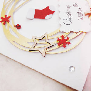 Four New Swoon-worthy Handmade Christmas Cards