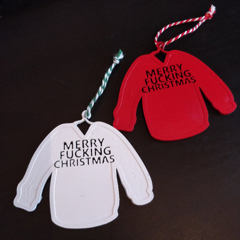 Christmas Jumper Decorations - fay-dixon-design