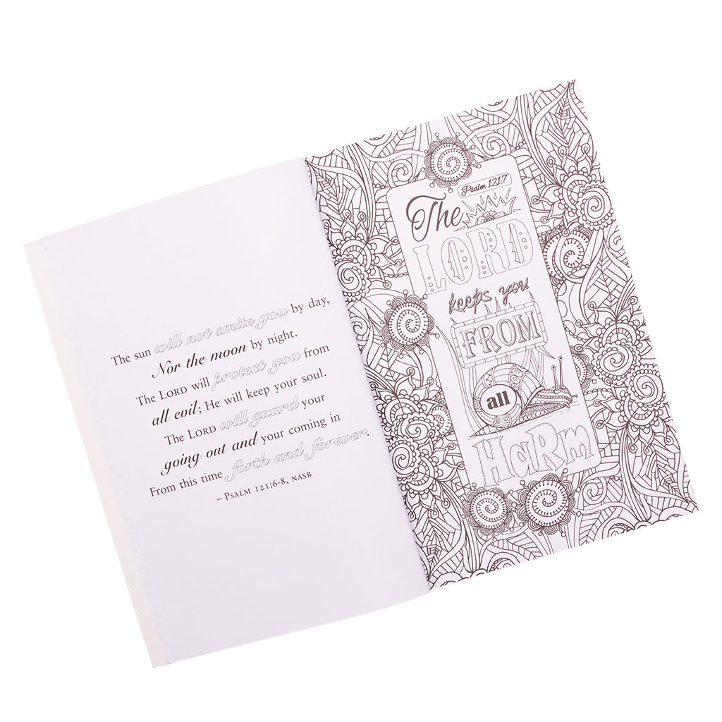 words of joy coloring book the king s heart