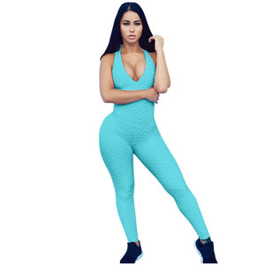 One piece Yoga Jumpsuit