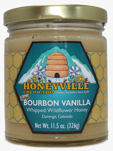 Honeyville Bourbon Vanilla Whipped Honey