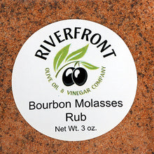 Bourbon Molasses Rub