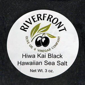 Hiwa Kai Black Hawaiian-Style Sea Salt
