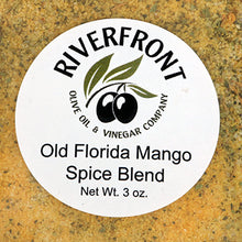 Old Florida Mango Rub