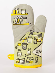Droppin' New Recipes on Your Ass Oven Mitt