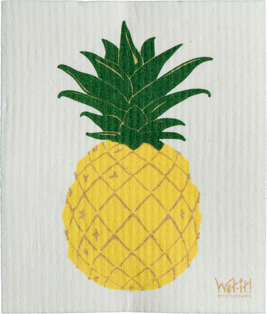 Pineapple Swedish Cloth - Wet-it