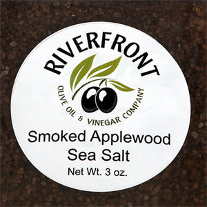 Smoked Applewood Sea Salt