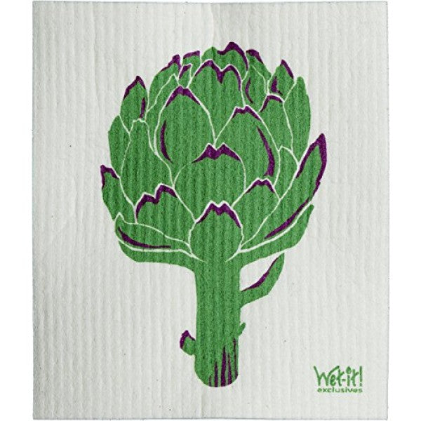 Artichoke Swedish Cloth - Wet-it