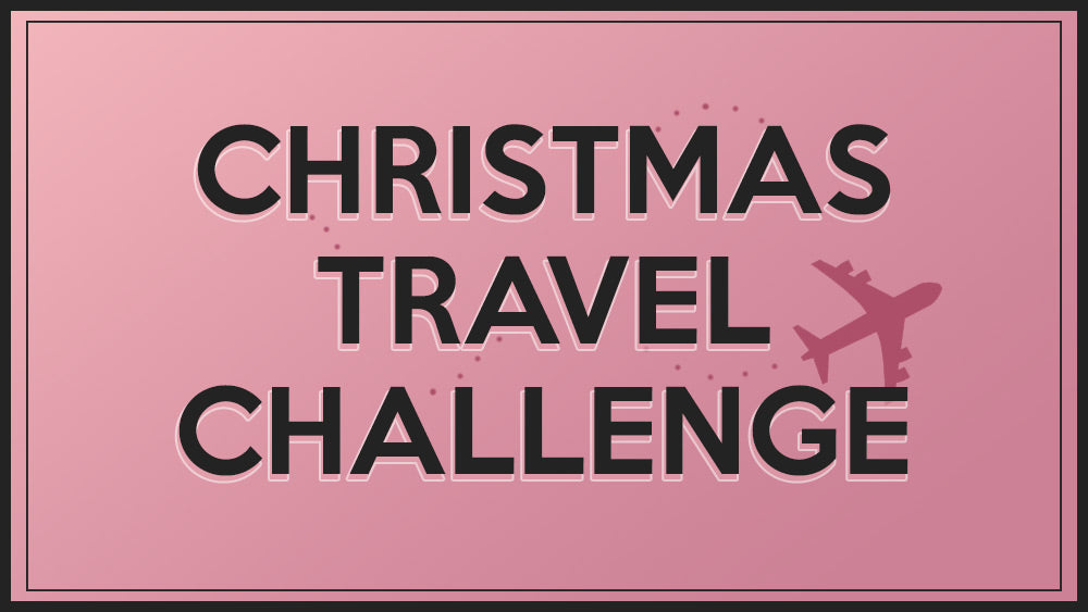 Christmas Travel Challenge