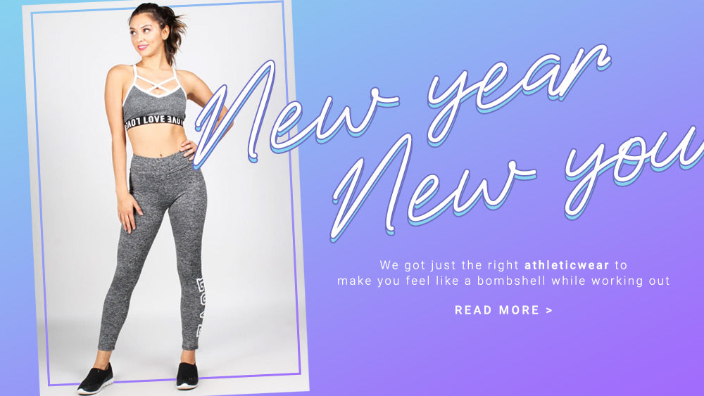 New Year, New You – Best Athletic Wear Items for 2020