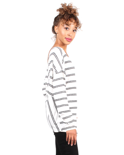Journey to the Center of the Twisted Knot Back Sweatshirt