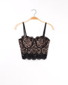 Fashion Q Shop Q Believe in the Beauty of Your Dreams Bustier (Black) 18T856