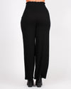 Press Pause Pants (Black)