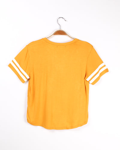 Fashion Q Shop Q Start Today Top (Mustard) 65880