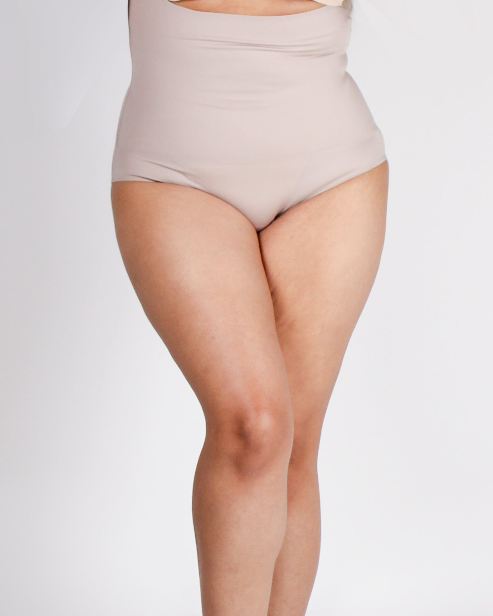 Fashion Q Shop Q A Little Bit of Magic Plus Body Shaper Panties (Nude) 70101-SSP