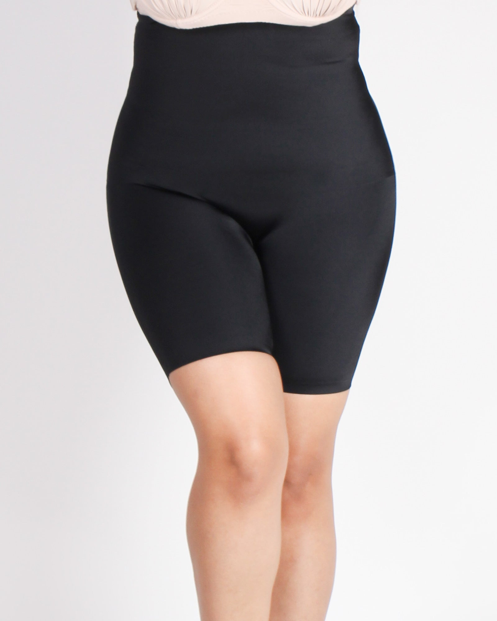 Fashion Q Shop Q Want You Badly Plus Body Shaper (Black) 70102-SSP