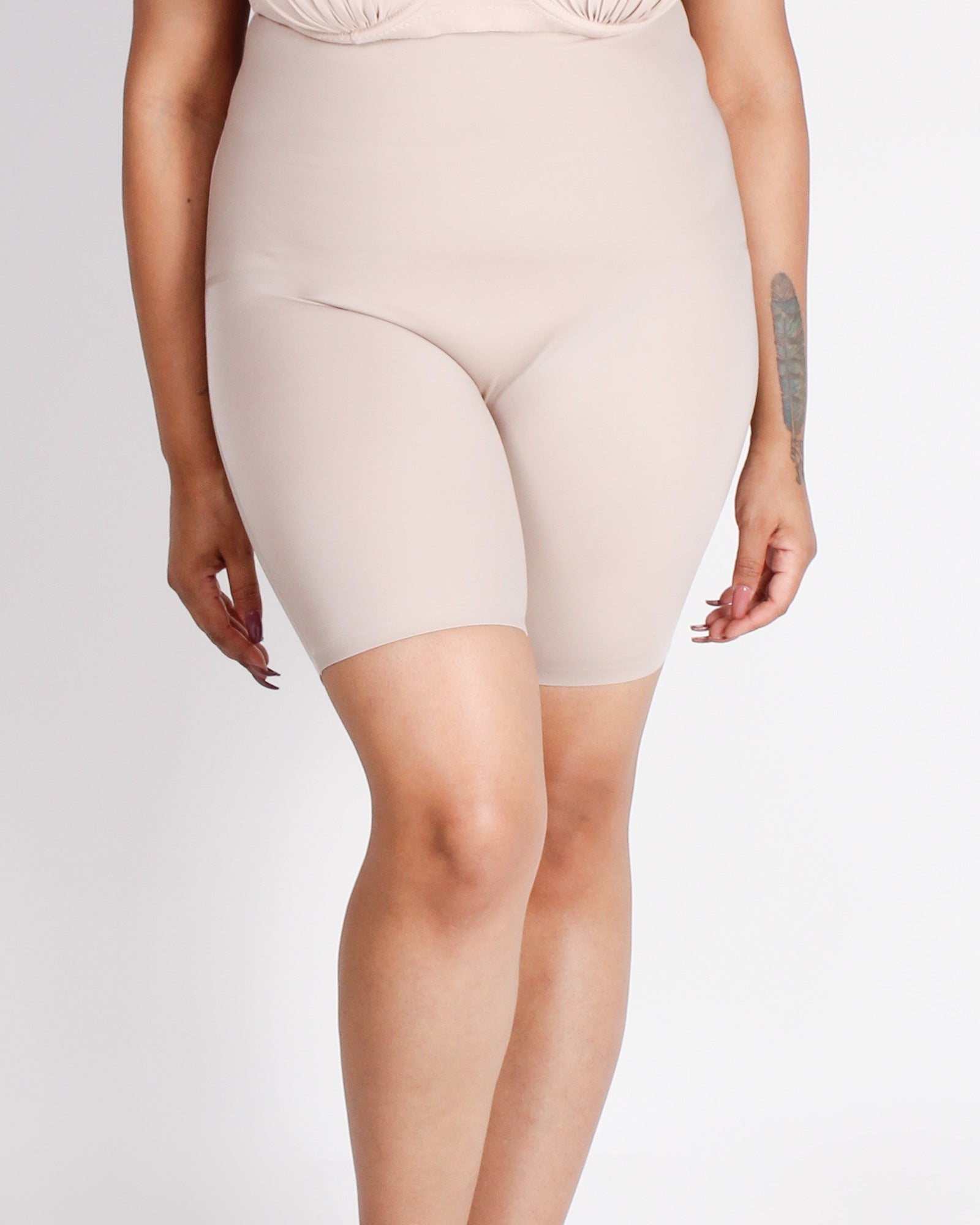Fashion Q Shop Q Want You Badly Plus Body Shaper (Nude) 70102-SSP
