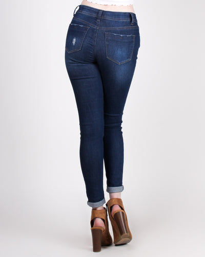 The Perfect Fit Denim Jeans