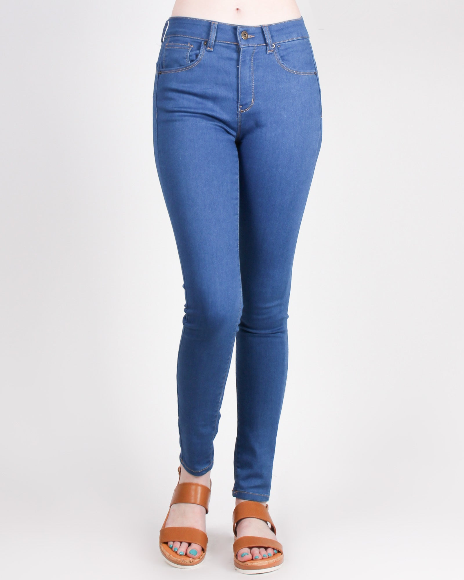 Drive Me Crazy Skinny Jeans (Medium)