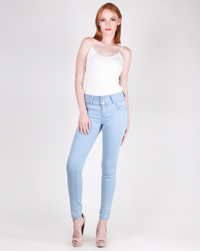 Fashion Q Shop Q I'm Too Fabulous Push-Up Collection Jeans (Light) 93400