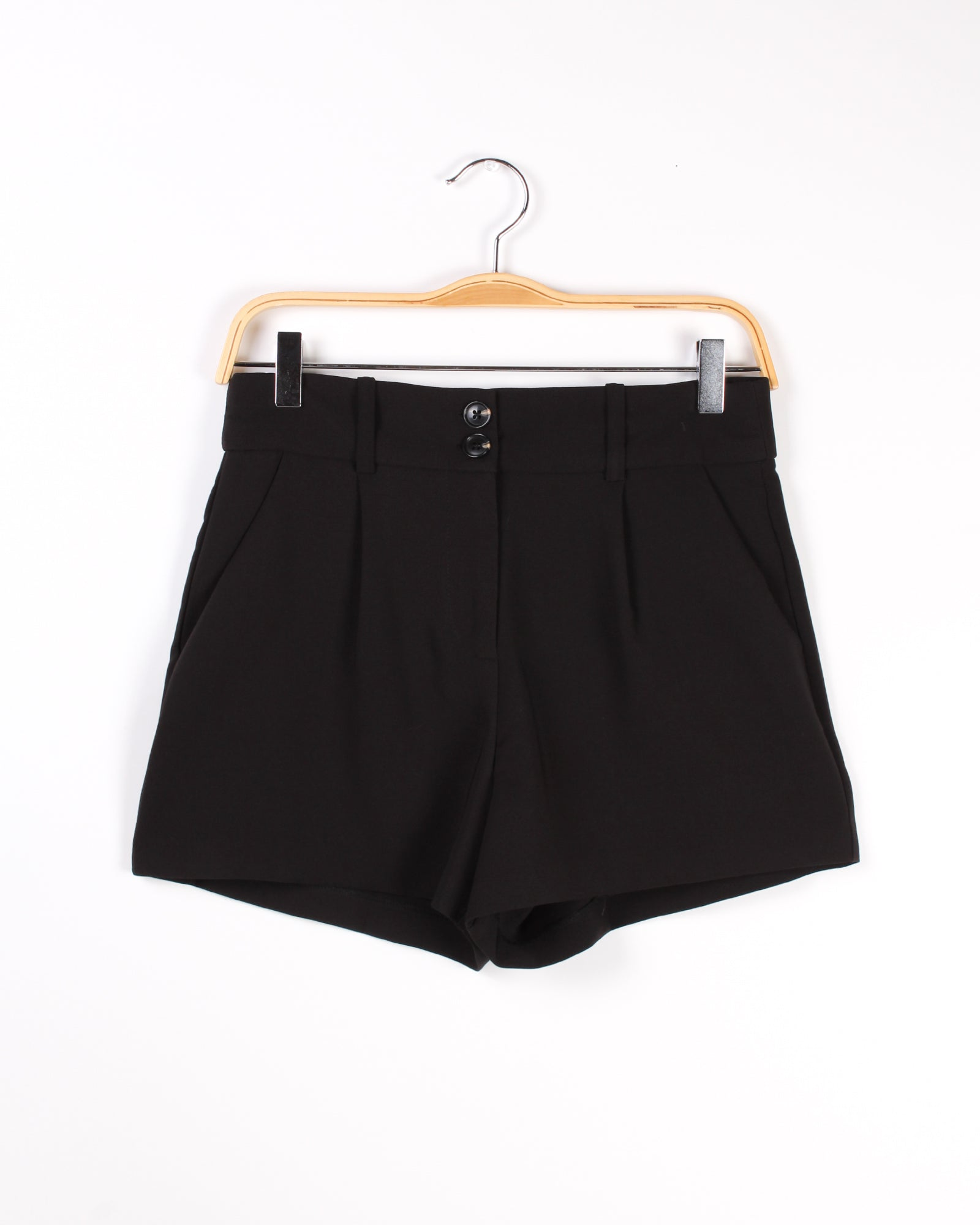 Pave Your Own Way Shorts (Black)