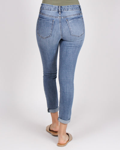 Fashion Q Shop Q Vibing and Thriving Mid-rise Jeans 9985