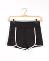 Fashion Q Shop Q Get Stronger Gym Shorts (Black) AP50795